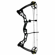 SAS Rage 55-70 Lbs 25-31'' Compound Bow Field Archery 270 FPS Hunting