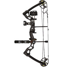 SAS Rage 55-70 Lbs 25-31'' Compound Bow Pro Hunting Ready Package Combo