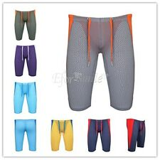 Mens Sport Football Workout Training Gym Running Shorts Casual Yoga Boxer Pants