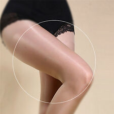 Fashion Women's Sexy Sheer Oil Shiny Glossy Classic Pantyhose Tights Stocking 7N