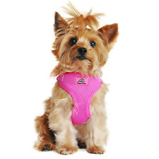 Doggie Design Wrap and Snap Choke Free Dog Harness - Raspberry Pink  PRS# 63331