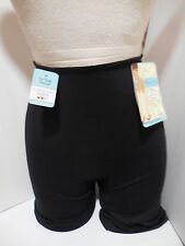 Assets by Spanx Fantastic Firmers Super Short Shaper Mid Thigh Slimming#1646 Blk