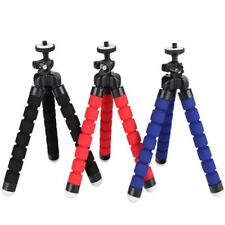 New mini Flexible Octopus tripod camera phone tripod stand   360 degree roating