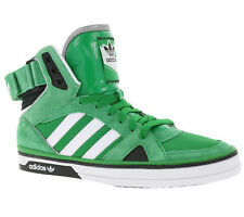 NEW adidas Originals Space Diver Shoes Trainers High Top Trainers Green Q33770