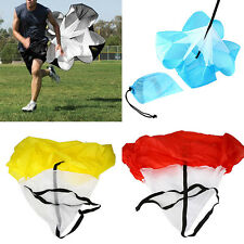 Sports Speed Training Resistance Parachute Running Chute Power Track 56inch