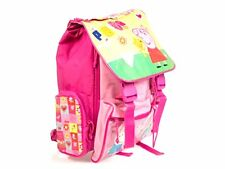 Peppa Pig Large Rucksack these are trolley adaptable ideal for holidays