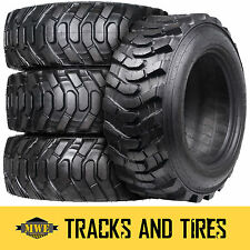 10-16.5 (10x16.5) Galaxy Skiddo Skid Steer Tire: Pick Your Rim Color