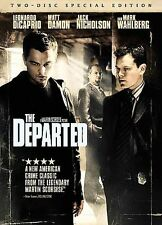 The Departed (2-DVD Special Edition) Scorsese/DiCaprio/Damon/Nicholson NEW