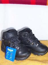 Hiking Boots SHOES Waterproof BOYS Toddler BLACK Casual STEPS Lil Mike New NWT
