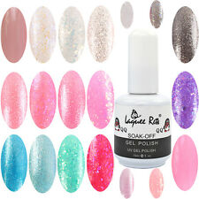 105 Nail Art UV Gel Color Soak Off Polish UV Lamp Glitter Decoration 81-105 New