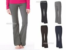 810 Bella Ladies' Fitness/Yoga/Gym Pants & Girls' Cotton Spandex Dance Pant 910
