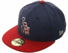 Official MLB 2017 Los Angeles Dodgers July 4th New Era 59FIFTY Fitted Hat