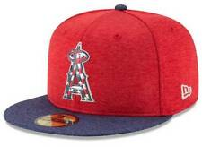 Official MLB 2017 Los Angeles Angels July 4th New Era 59FIFTY Fitted Hat