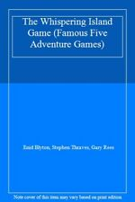 The Whispering Island Game (Famous Five Adventure Games) By Enid Blyton, Stephe
