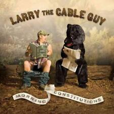 LARRY THE CABLE GUY - MORNING CONSTITUTIONS NEW DVD