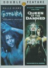GOTHIKA/QUEEN OF THE DAMNED NEW DVD