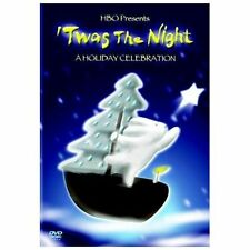 NEW & SEALED 'Twas the Night: A Holiday Celebration (DVD, 2003) HBO Family