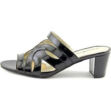 Karen Scott Womens Daere Open Toe Casual Slide Sandals