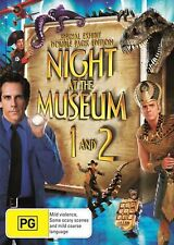Night At the Museum / Night At the Museum: Battle of the Smithsonian - DVD Regio