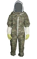 New Beekeeping Suit, Bee Pest Suit, Beekeeper Suit, Veil  Camouflage