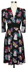 Trashy Diva Ashley Dress in Chinese Opera NWT Size 6, SOLD OUT everywhere!