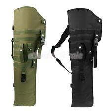 Outdoor Hunting Holster Molle Sling Pouch Bag with D Ring Quick Release Buckle