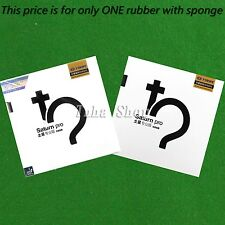 Galaxy Saturn pro (Non Tacky) Pips-in Table Tennis Rubber/Sponge