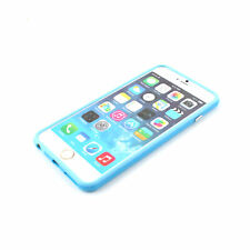 TPU Bumper Frame Case+Charger+Screen Protector For Apple iPhone 6 Plus