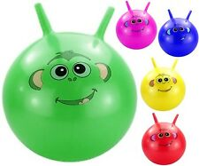 CHILDREN SPACE HOPPER HOPPER SPRINGBALL RUBBER BALL HOPPER HOPPER GYMNASTIC Face