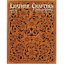 Leather Crafters & Saddlers Journal Magazine Past Issues - 2015 Issues