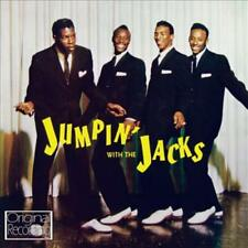 THE JACKS - JUMPIN' WITH THE JACKS NEW CD