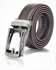 NEW Leather Belt for Men Black or Brown As Seen on TV NE
