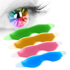 Gel Eye Mask Cold Pack Warm Hot Ice Cool Soothing Tired Eyes Headache Pad ONE