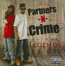 PARTNERS-N-CRIME (RAP) - WE ARE LEGENDS [PA] * NEW CD