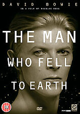 The Man Who Fell to Earth DVD (2007) David Bowie