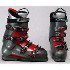 ski boot occasion Salomon mission 770 grey/black red/red