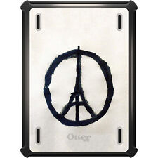 OtterBox Defender for iPad Air Mini 1 2 3 4 Paris Peace Symbol