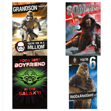Star Wars Greeting Cards (Assorted)