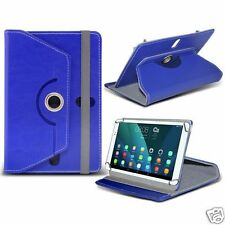For HP Pro Slate 8 Tablet - tablet Rotating PU Leather Tablet Case Cover