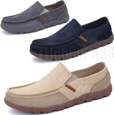 Mens Slip On Loafers Comfort Boat Shoes Driving Casual moccasin Shoes Fashion