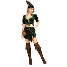 Rubies Costume's Women's Princess of Thieves Item 888254 Sexy Robin Hood Outfit