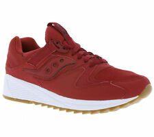 Saucony Grid 8500 Shoes Men's Sneakers Sport Shoes Trainers Red S70286-7