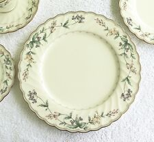 NORITAKE BROOKHOLLOW Dinner or Salad Plates Dishes - #4704 - Mint Condition