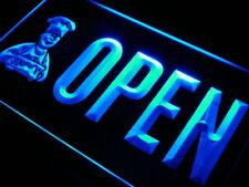 "16""x12"" j866-b OPEN Bakery Cake Shop Cafe Bar Neon Sign"