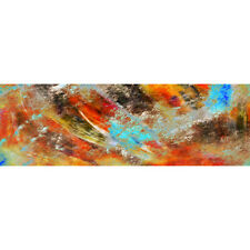Abstract Canvas Print Wild Thoughts 2, Original (Long)