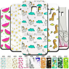 Protective TPU Soft Cover Skin Silicone Shockproof Case Back For Samsung Galaxy