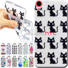 TPU Silicone Case Rubber Soft Cover Back Protective Gel Skin For HTC Desire 820