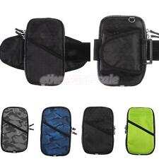 Sports Gym Armband Cover Running Jogging Cycling Arm Holder Bag for Cell Phone