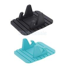 Phone Stand Universal Cell Phone GPS Car Non-slip Mat Mount Cradle Holder