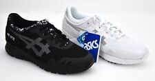 ASICS MAN SNEAKER SHOES BLACK OR WHITE CODE H632N 9001 - H632N 0190 GEL-LYTE EVO